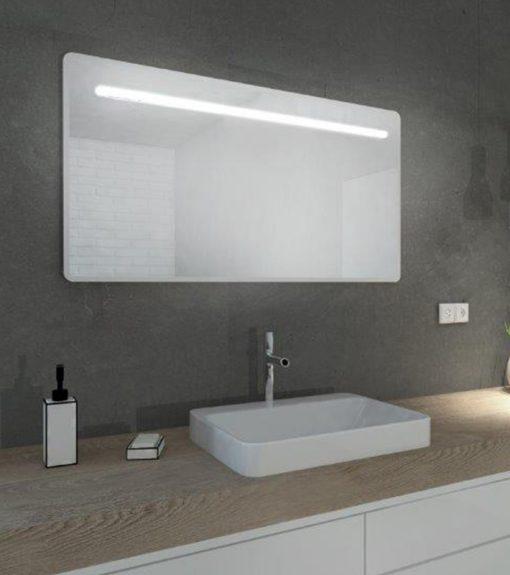 Lustro Lazienkowe Led Oswietlenie Q Line