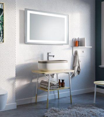 Lustro Z Podświetleniem Do Twojej łazienki Alba LED1